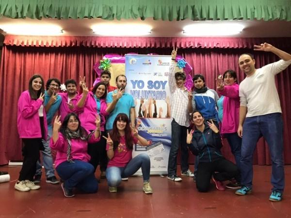 Encuentro Provincial Del Programa De Voluntariado Joven De La Junta De Castilla Y León