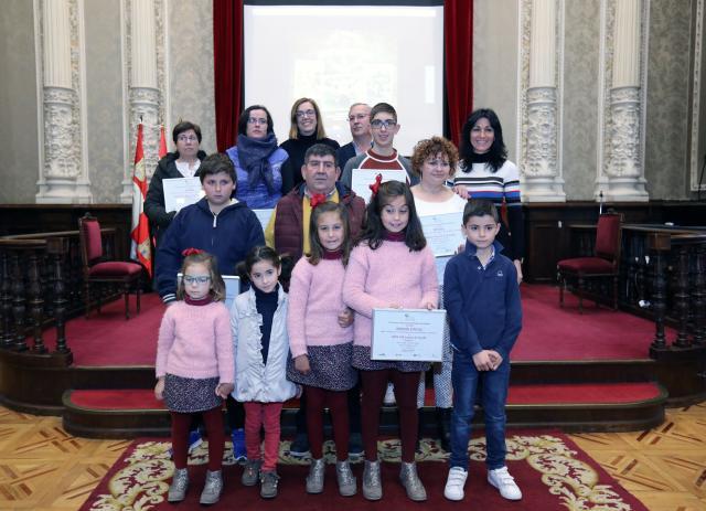 Entrega Premios III Concurso De Belenes Reciclados