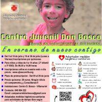 Campamuriel Don Bosco 2021 (Cartel Oficial)